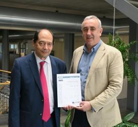 Certificación OHSAS2