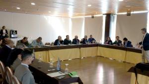 Titsa-reunión Comisión Red Norte2